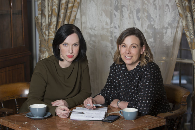 Sera Miller and Amelia Torode, Co-Founders of The Fawnbrake Collective