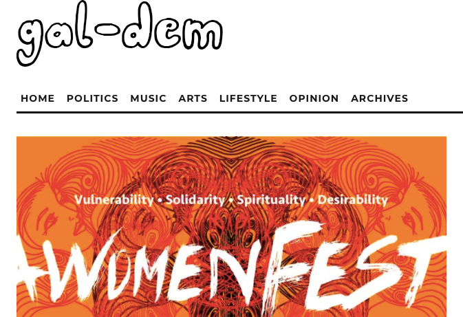 gal-dem  I founded a festival on radical softness - Here's why -