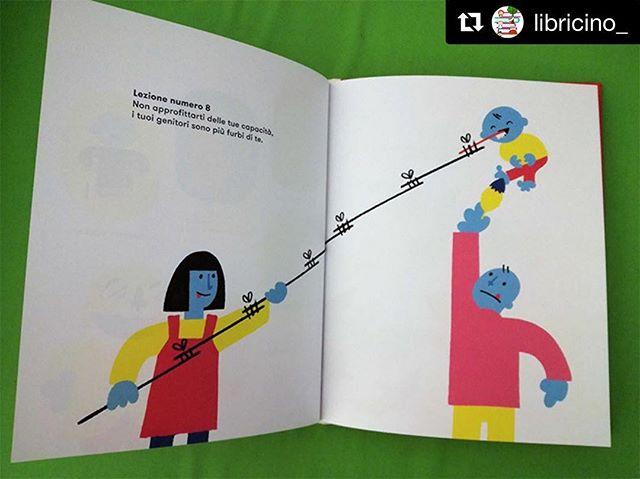 #Repost @libricino_ with @get_repost ・・・ La diversità raccontata col naso all'insù.  BAMBINO VOLANTE è una storia illustrata che cerca di affrontare il tema della disabilità con lo sguardo curioso - e a volte irriverente - di un bambino. Nel mondo di Pat (Patrizio), il personaggio principale del libro, tutto è sottosopra, ed imparare a guardare la realtà da quella prospettiva sarà il traguardo del suo viaggio.  Un libro unico che racconta con delicatezza e naturalezza la bellezza della diversità.  #bambinovolante #alessiofasciolo #fabriziofesta #patrizio #pat #disability #life #diversità #libripercrescere #libricino #sololibribelli #disabilità #books #book #read #reading #reader #page #pages #paper #instagood  trovate l'articolo sul link in bio
