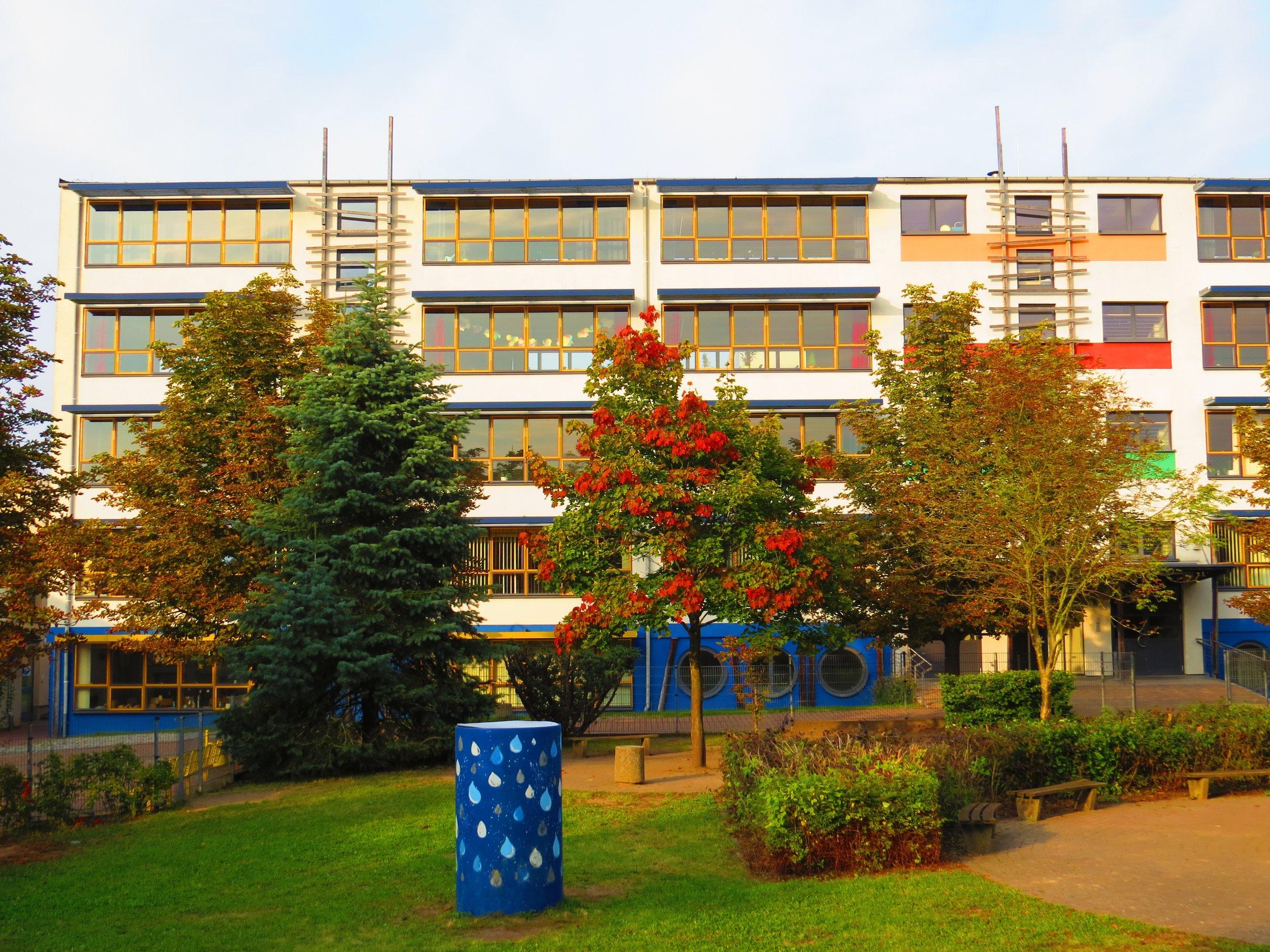 Herzlich Willkommen     am Schulcampus Röbel/Müritz