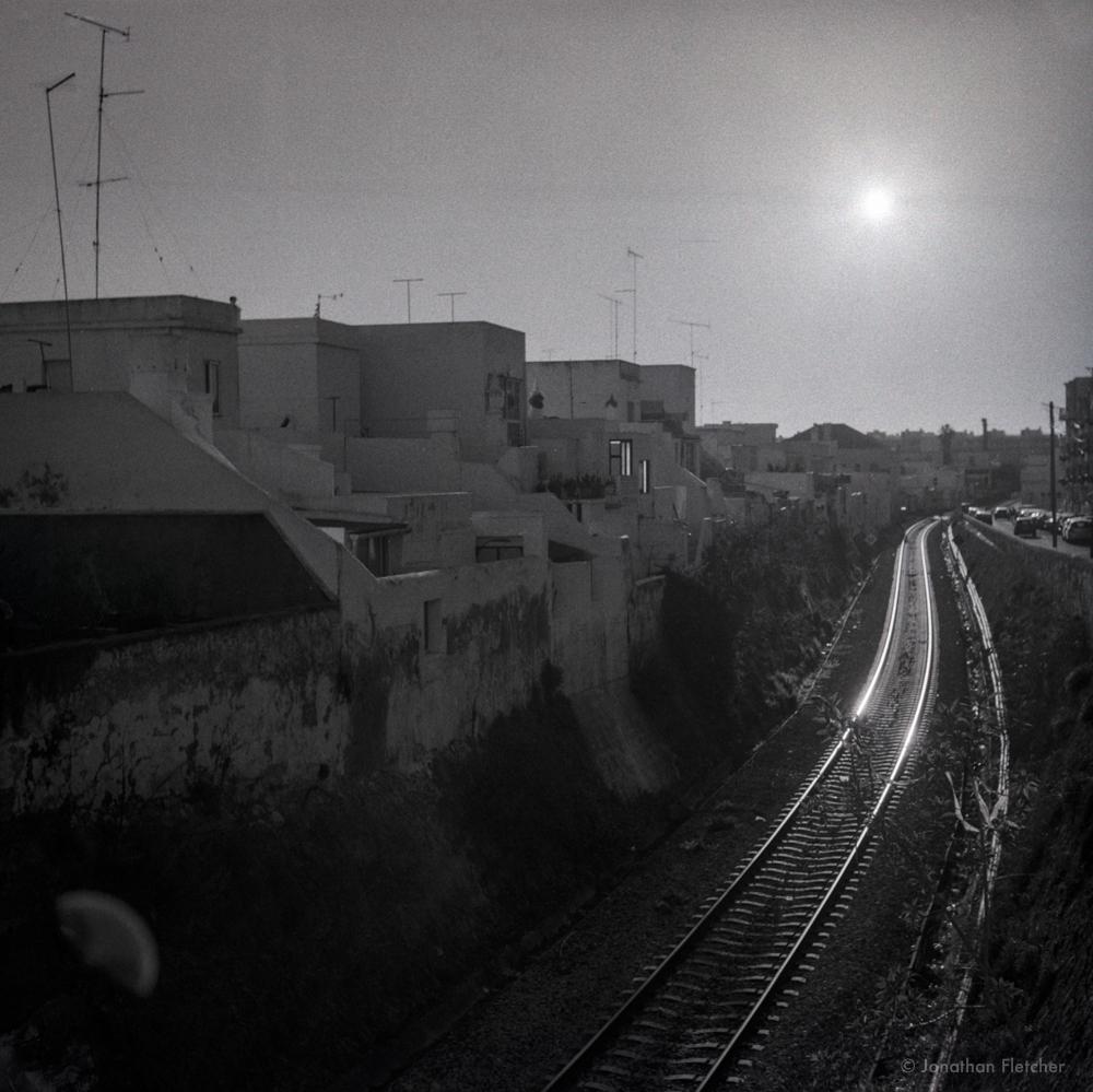 Rua do Caminho de Ferro