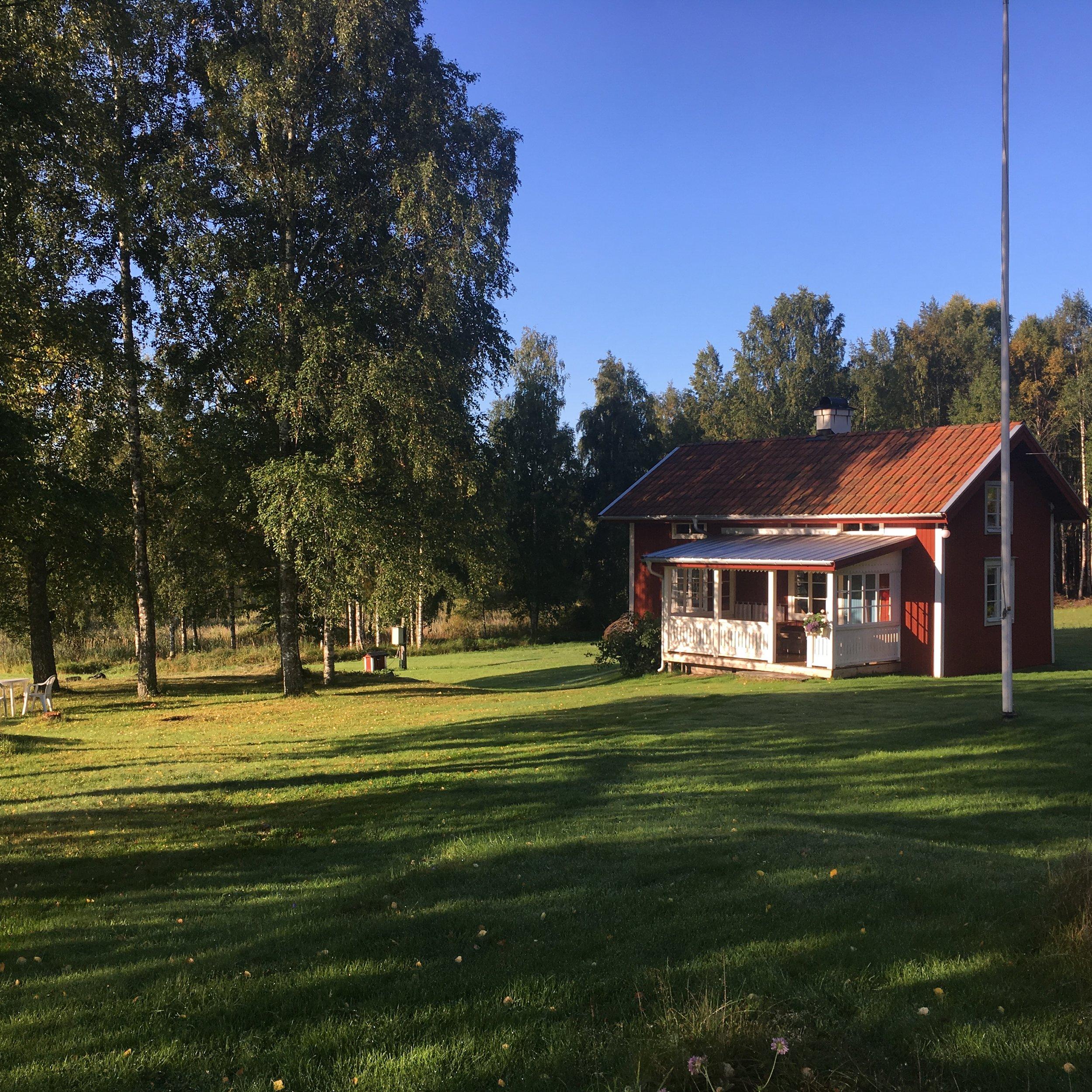 Torpet Kaxens i södra Dalarna - välkommen in till Kaxens AB