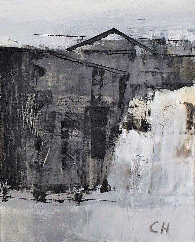 Claes Hakenäs, oil on canvas ⠀ ⠀ ⠀ ⠀ ⠀ ⠀ ⠀ ⠀ ⠀ ⠀ #artist #design #painting #artwork #contemporaryart #interiordesign #artoftheday #fineart #homedecor #scandinaviandesign #scandi #nordic #scandinavianstyle