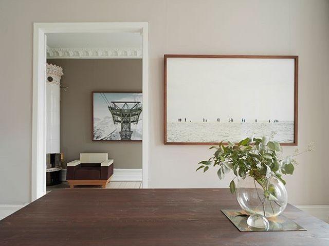 Interior inspo with our artist @joakimblomquistphotography  From the Invasion series  DM us for sales  . . . . . . . .  . #artist #design #photography #artwork #contemporaryart #interiordesign #artoftheday #fineart #homedecor #scandinaviandesign #scandi #nordic #scandinavianstyle #photoart #joakimblomquist #hasselblad