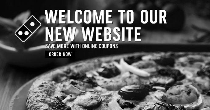 Domino's Pizza website