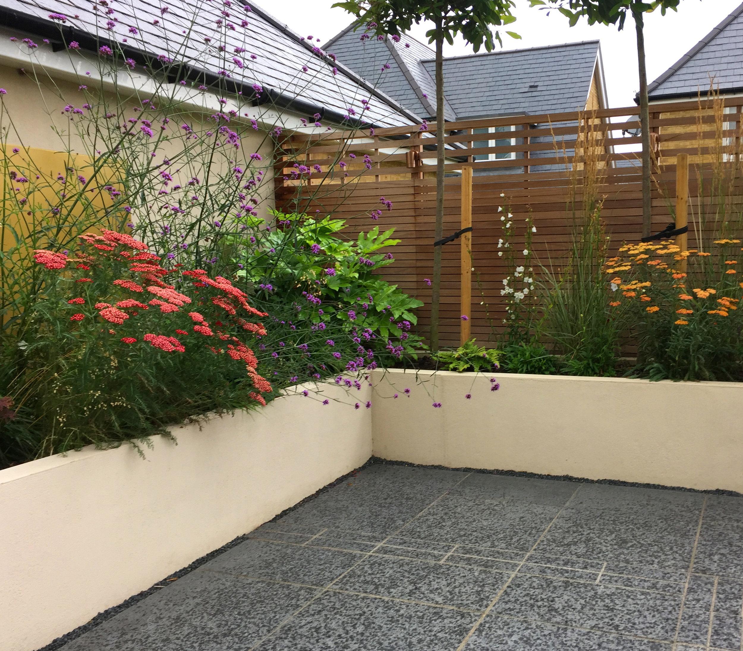 Family Sanctuary Garden
