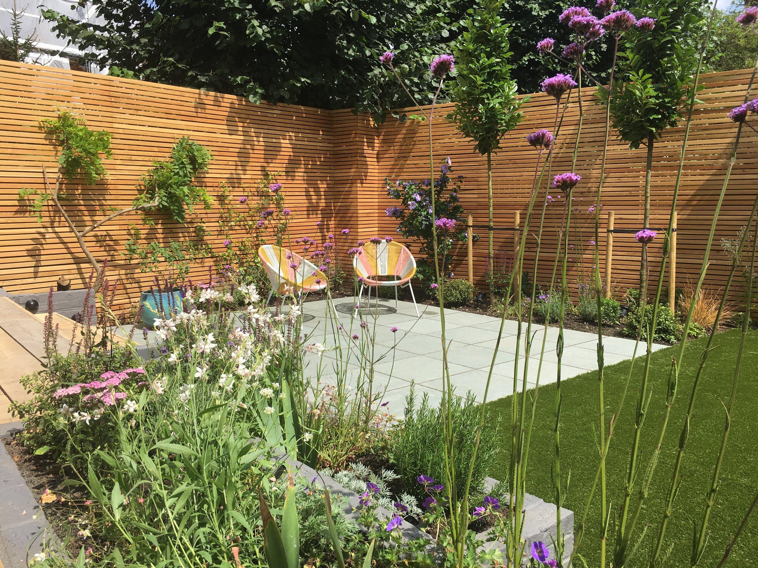 Nina Baxter Garden Design