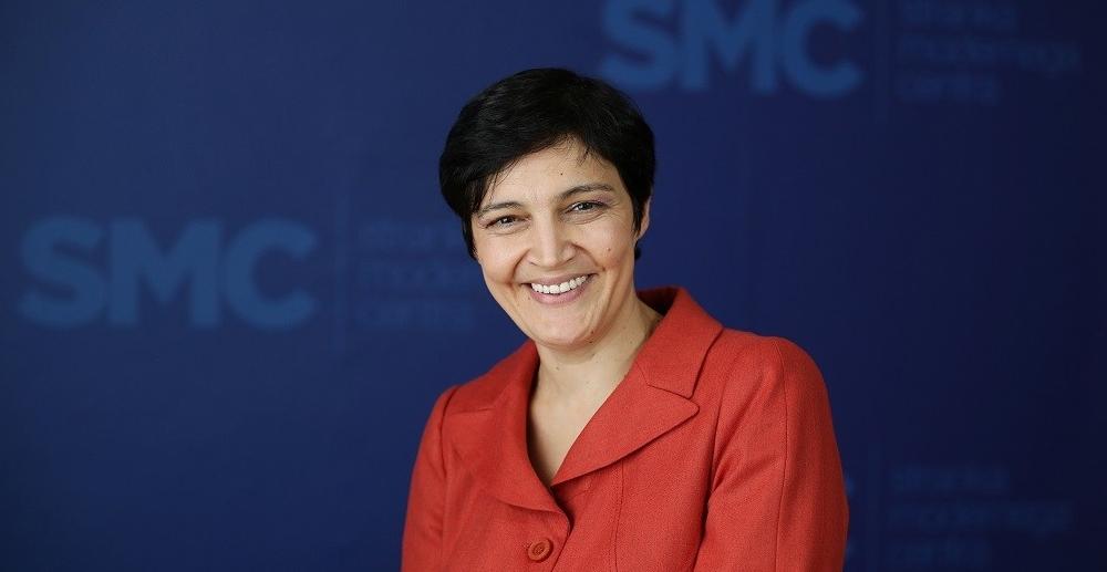 Poslanka Stranke modernega centra dr. Jasna Murgel [1]