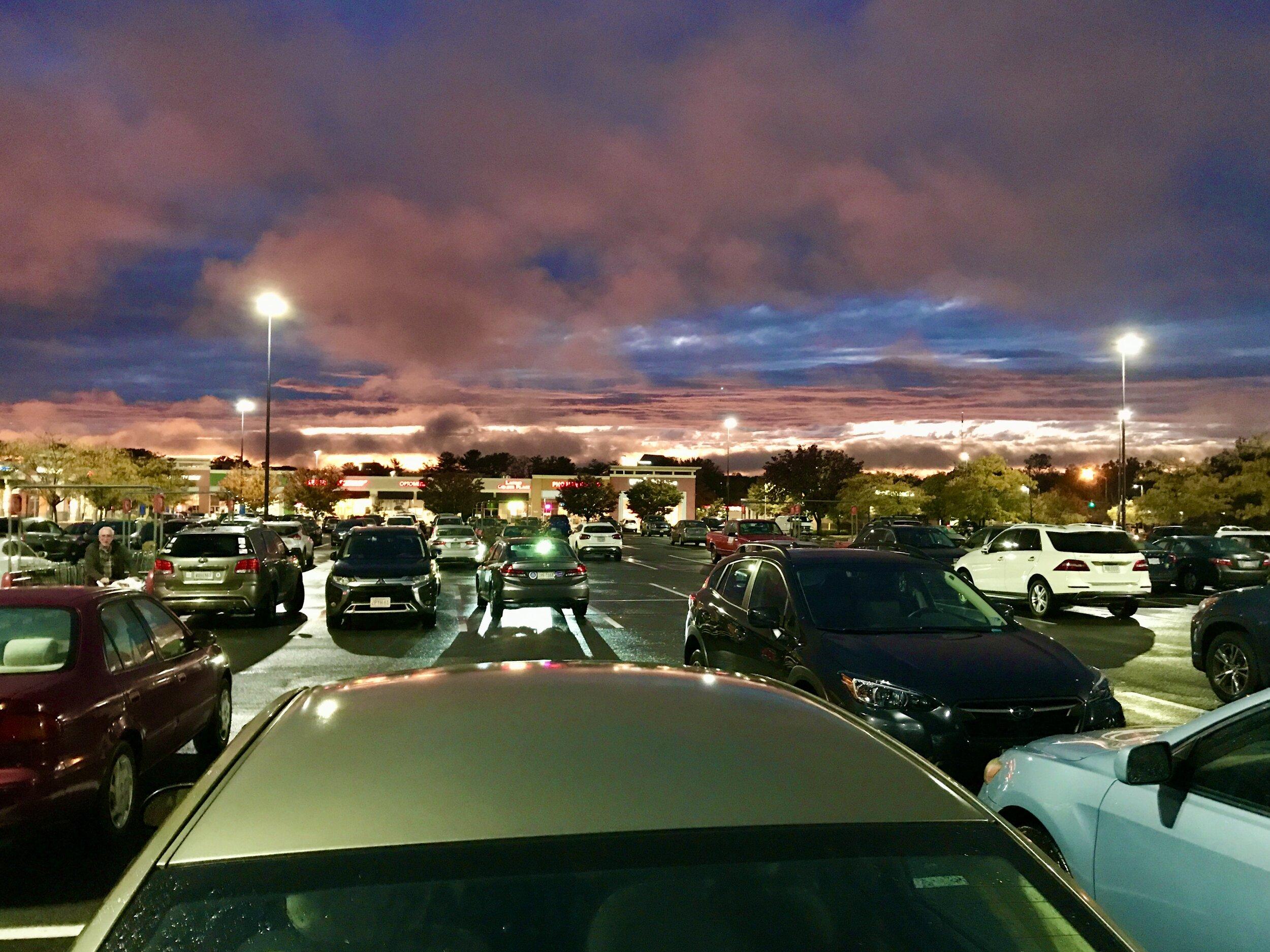 Sunset: Falls Church, Virginia
