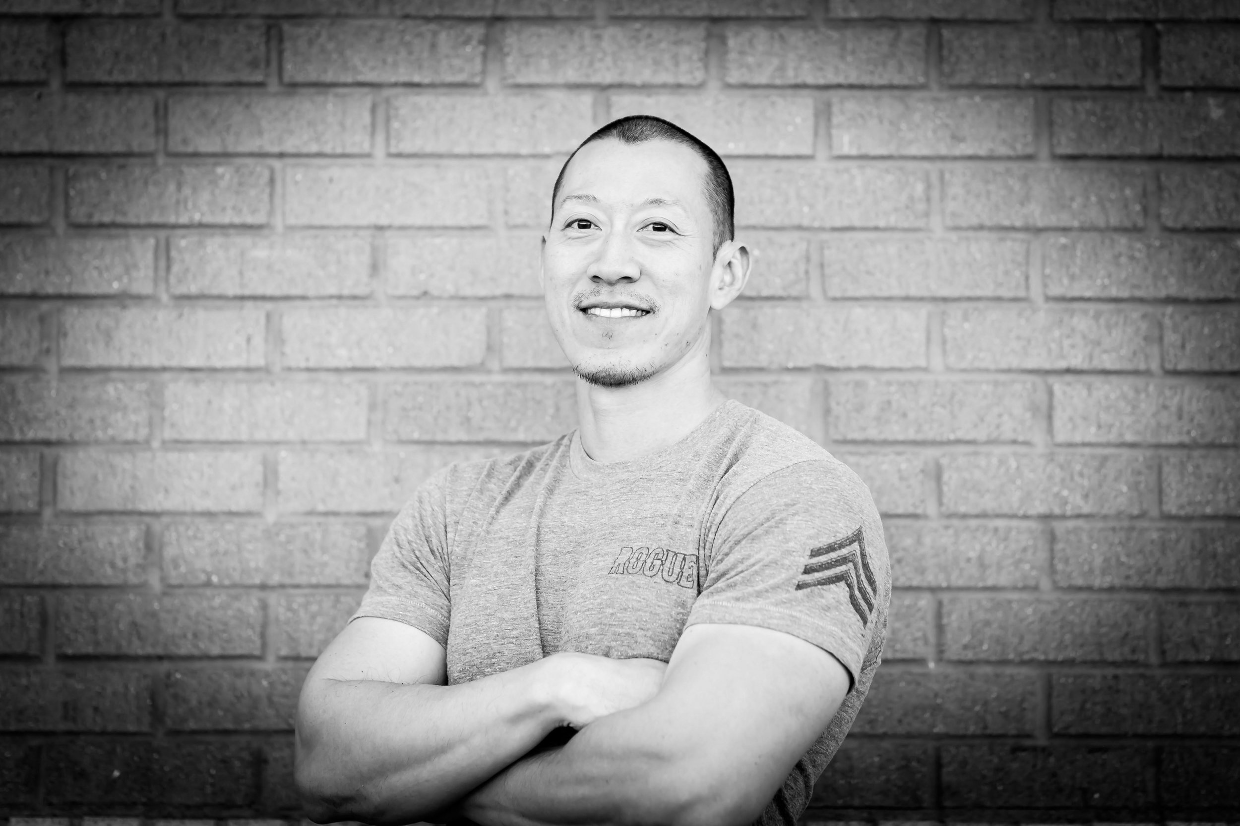 Jeremy - CO-OWNER & HEAD COACH, CF-L2With over 15 years of experience as a personal trainer and fitness expert, Jeremy is thrilled to be opening his second CrossFit gym after relocating from Las Vegas to Colorado Springs. He discovered the profound benefits of functional training after incorporating CrossFit into his personal training programming, and has never looked back.His first gym, CrossFit New You proved to be a life-changing venture that blossomed into the New You Challenge, a program now utilized by over 1,000 CrossFit gyms worldwide. He has also been fortunate enough to work and coach alongside athletes in the industry including CrossFit Games athletes Elijah Muhammed and Tommy Hackenbruck.Jeremy enjoys reading and researching all things fitness and CrossFit, eating food, and playing at the park with pups Turtle and Lula.Jeremy can be reached atjhsia11@hotmail.com or you can visit him on instagram @jeremyhsia.