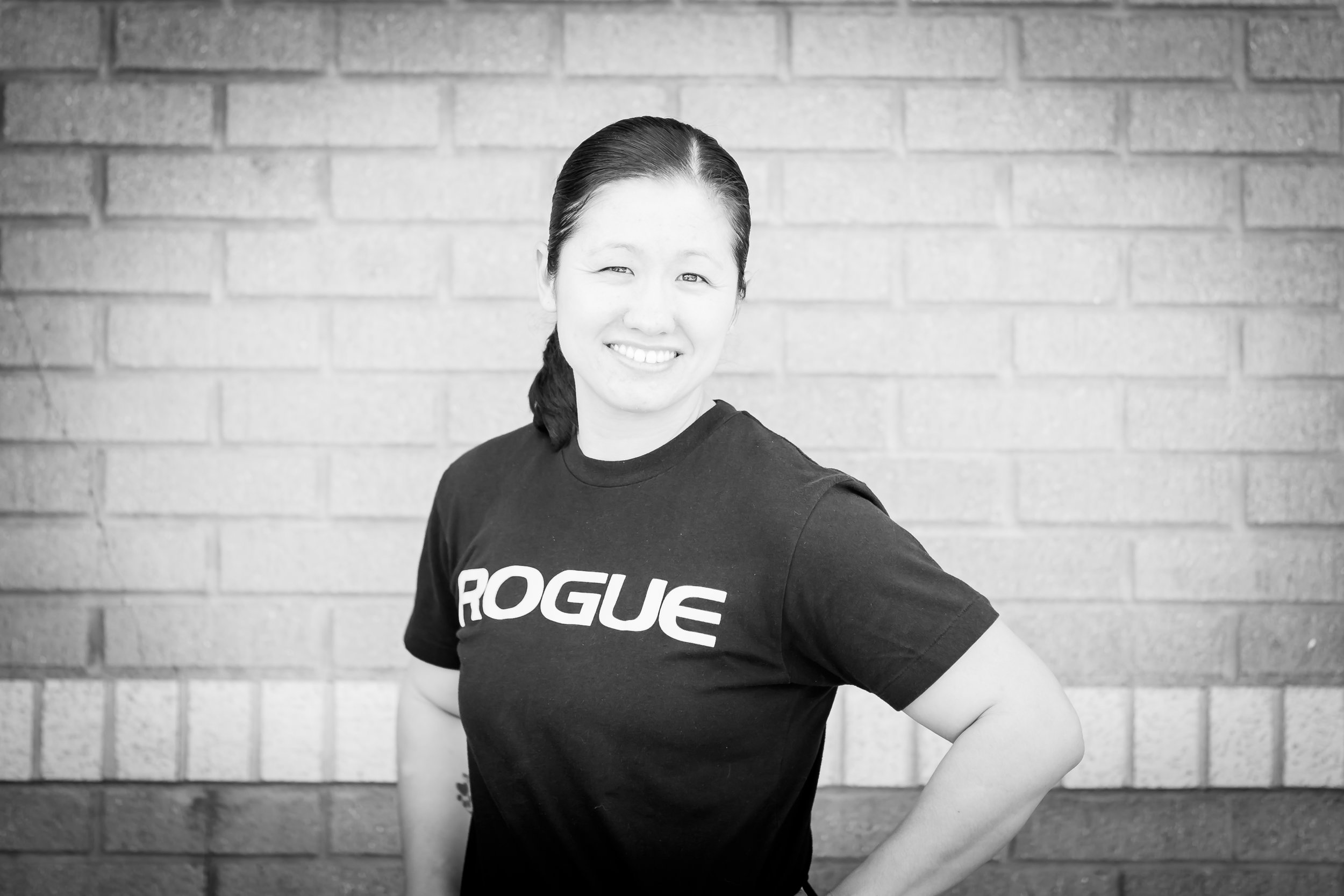 Stephanie - COACH, CF-L1, CrossFit Weightlifting, CrossFit KidsI have been loving CrossFit since the day I started back in June 2013. Walking through those doors for the first time took a ton of courage, but it was one of the best choices I've ever made, hands down. The combination of constantly varied functional movements performed at high intensity was all it took to get me hooked. I love the physical and mental challenge that's inherent in each and every workout. I have benefitted immensely from the personal growth CrossFit has afforded me in every aspect of my life, not just in the gym. I truly love all things CrossFit, and burpees are my favorite movement (not kidding).I earned my CF-L1 in 2015 and then followed that up in 2016 with the CrossFit Weightlifting and the CrossFit Kids certifications. I love coaching CrossFit and I'm excited and honored to be part of the team at Controlled Chaos.When I'm not in the gym, I work in IT and enjoy reading, learning, listening to podcasts and music, hiking, hanging with my dogs (miniature schnauzers are the best!), spending time with family and friends, being a die-hard Denver Broncos fan, and doing everything possible to be the best I can be in life.Connect with Stephanie at stephyagriffin@gmail.com
