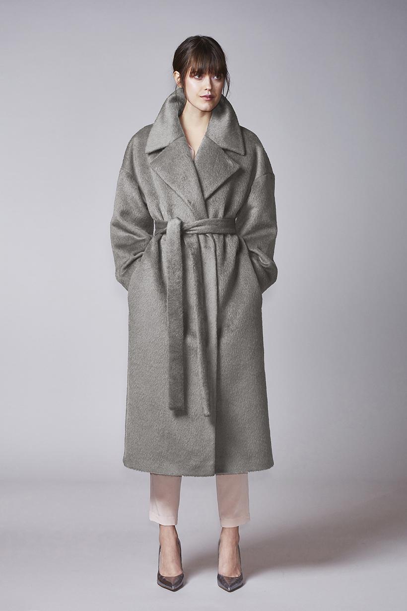 Kaamos long coat