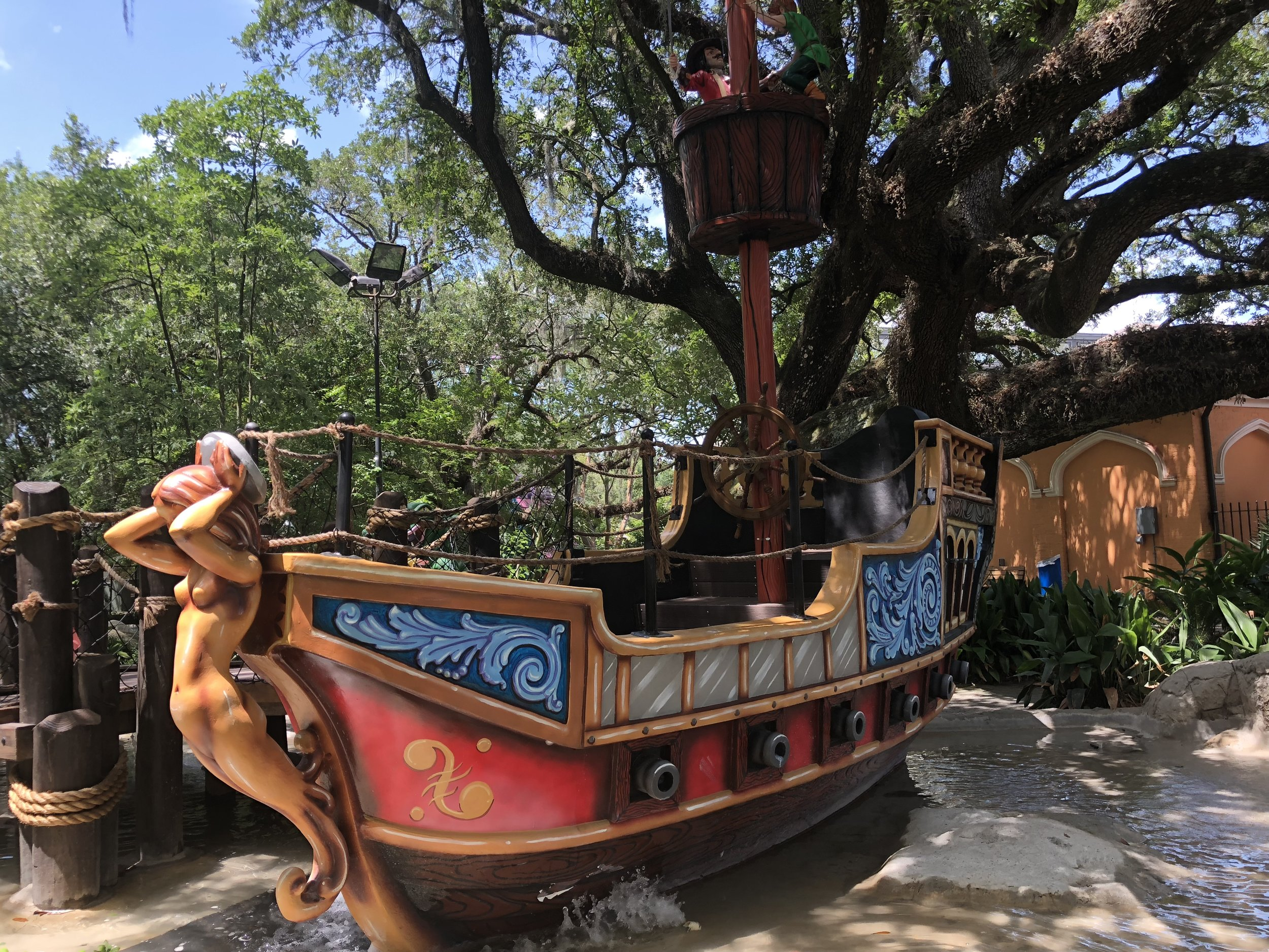 Storyland in City Park, New Orleans
