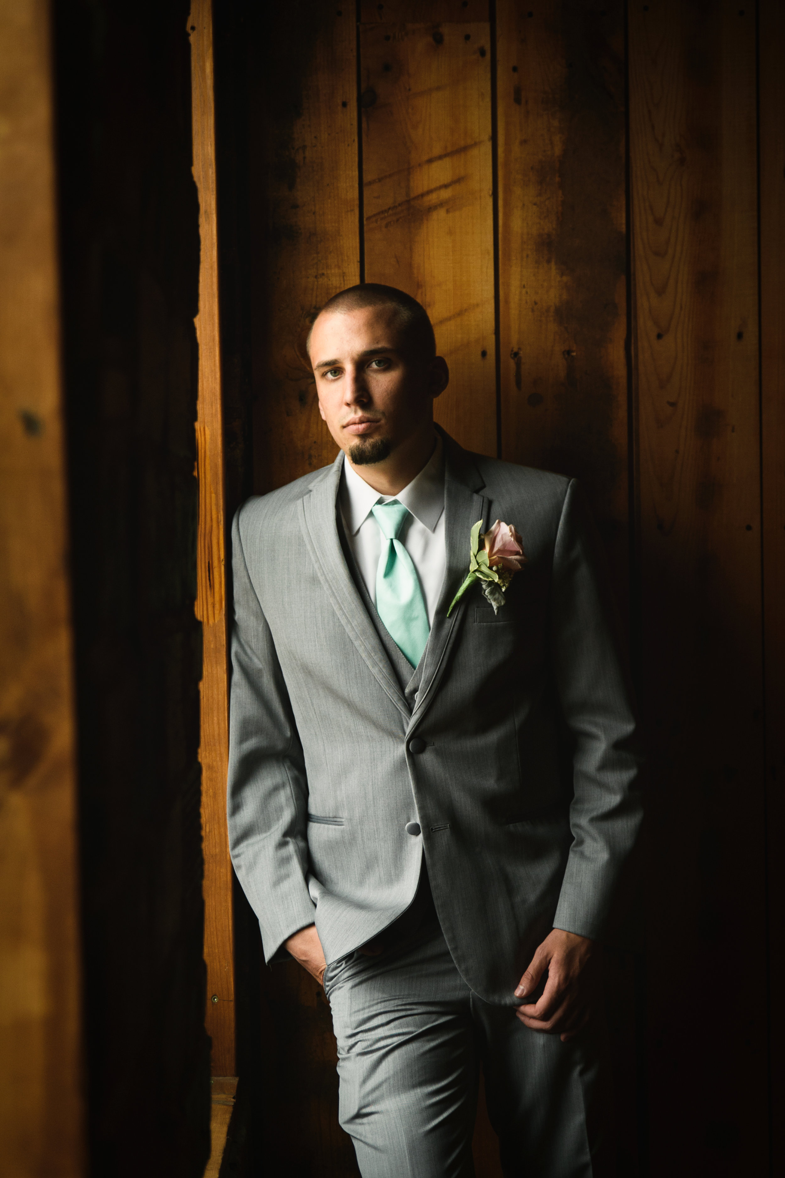 Rustix in Humboldt, The Groom Ready for his Bride.