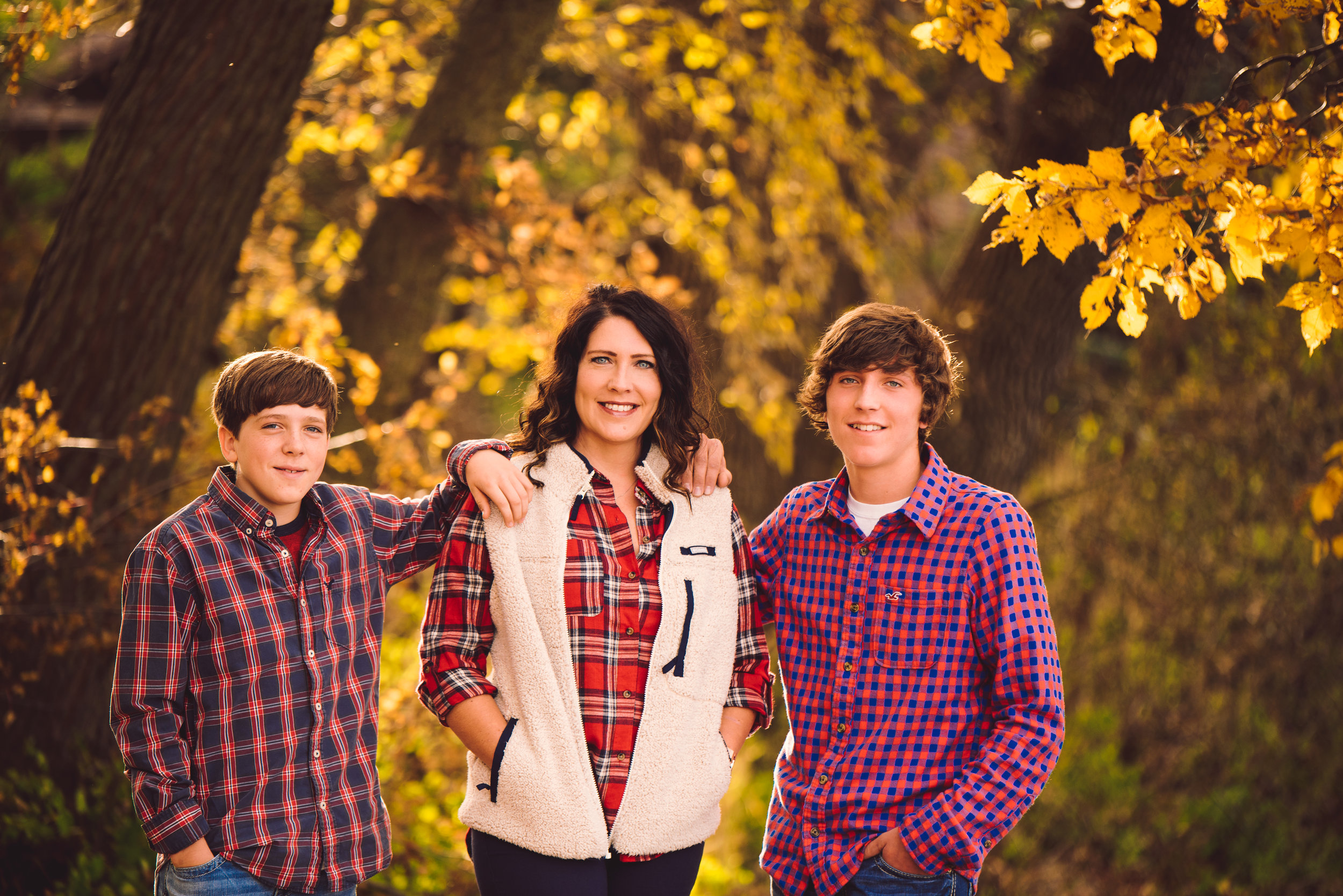 Storm Lake Family Picture Photographer
