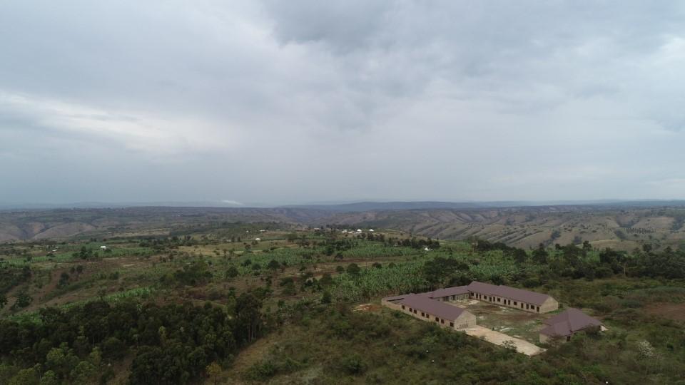 Mavuno's orphanage