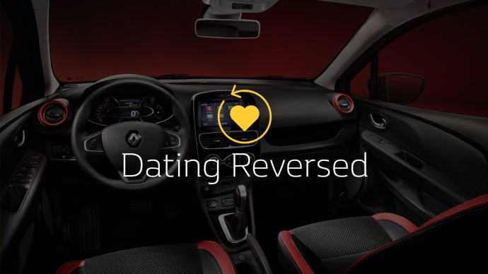 DATING REVERSED/ RENAULT KREATÖR & EXEKUTIV PRODUCENT