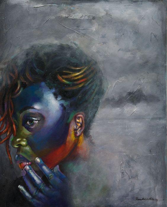 """""""Through the Fog,"""" by Tamara Natalie Madden"""