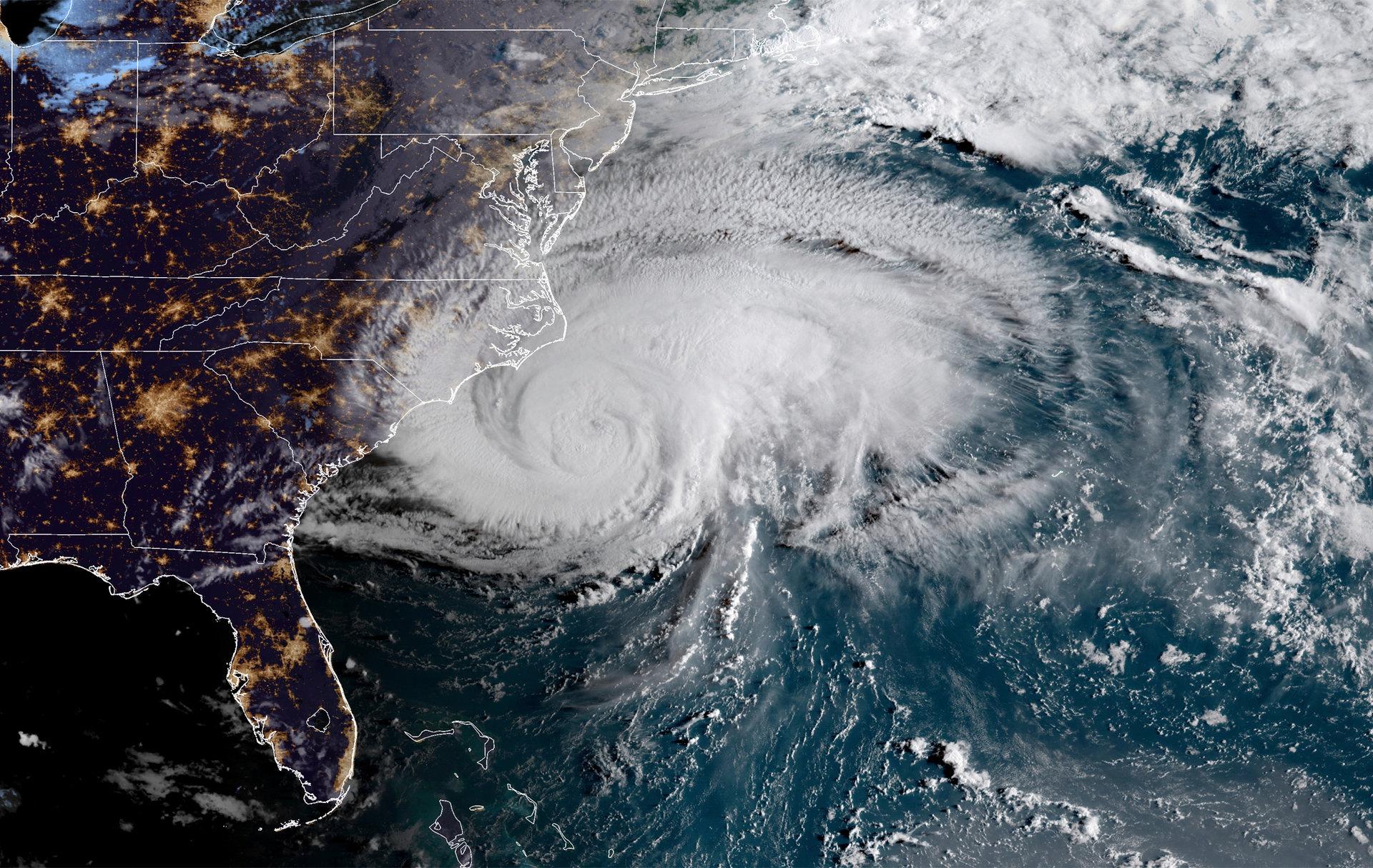 Hurricane Florence, September 2018