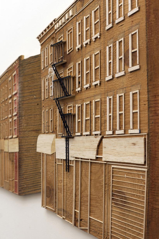 Detail of 'Brooklyn Street'