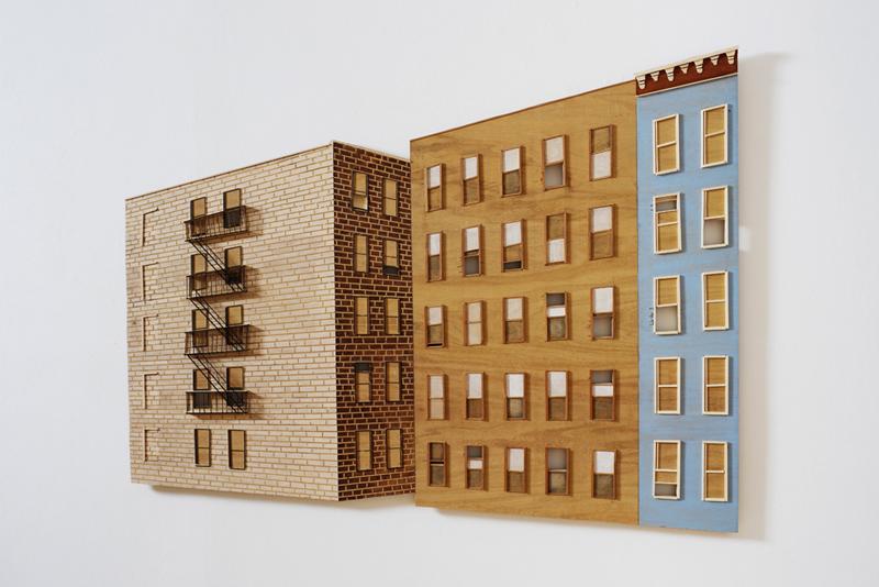 Fire Escape Building