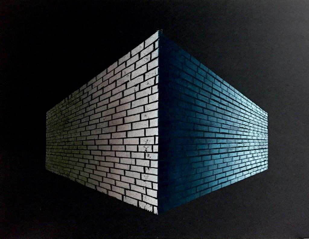 Brick Wall_Gradation