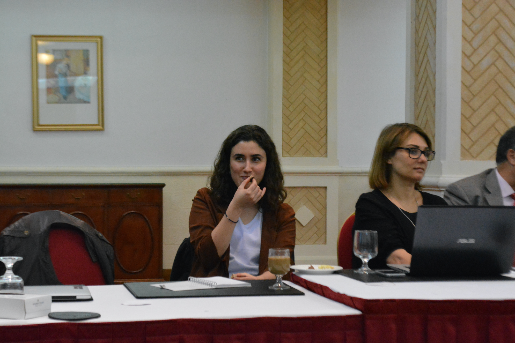 At a workshop I was co-facilitating in Tunisia during my previous work as Innovation Manager at  AKTEK .