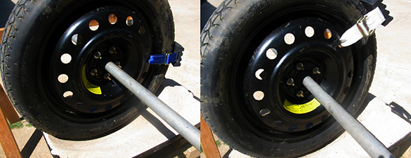 Trac-Grabber, the best vehicle recovery product on the market, is scientifically designed to get your vehicle, whatever the size and type, unstuck!