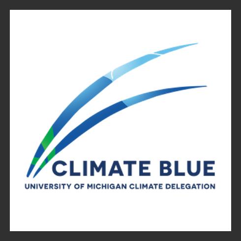 Climate Blue (University of Michigan)