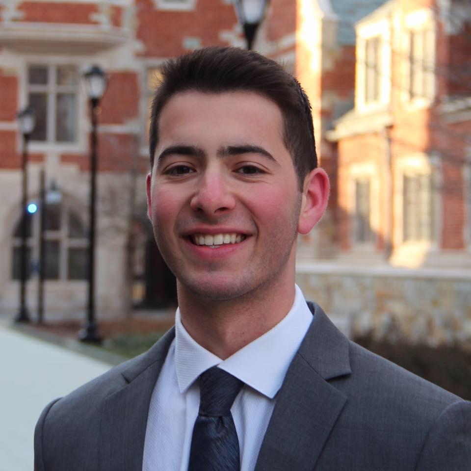Andrew Sorota, Yale 2022