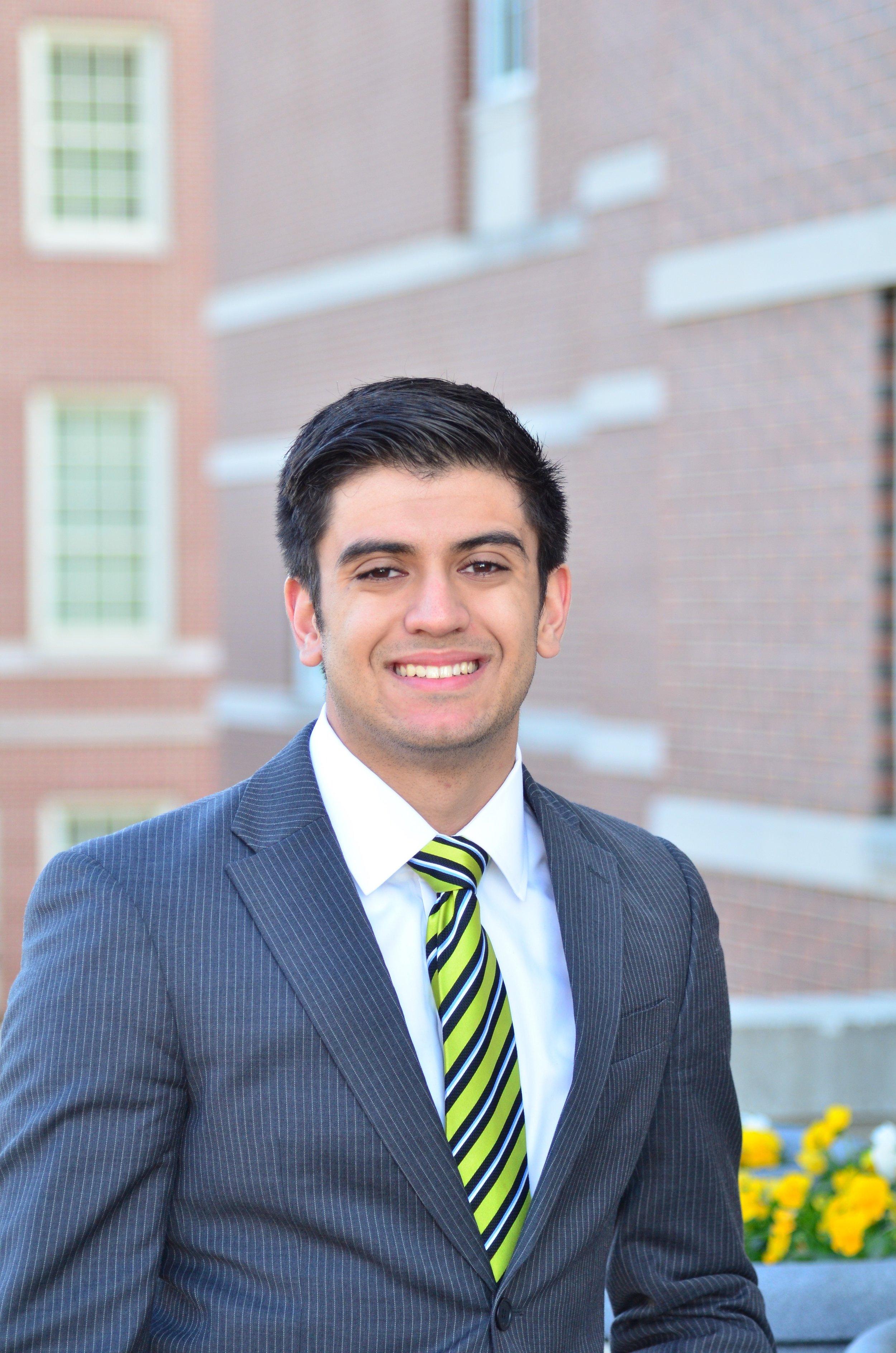 Abhi Gulati, Auburn University 2020