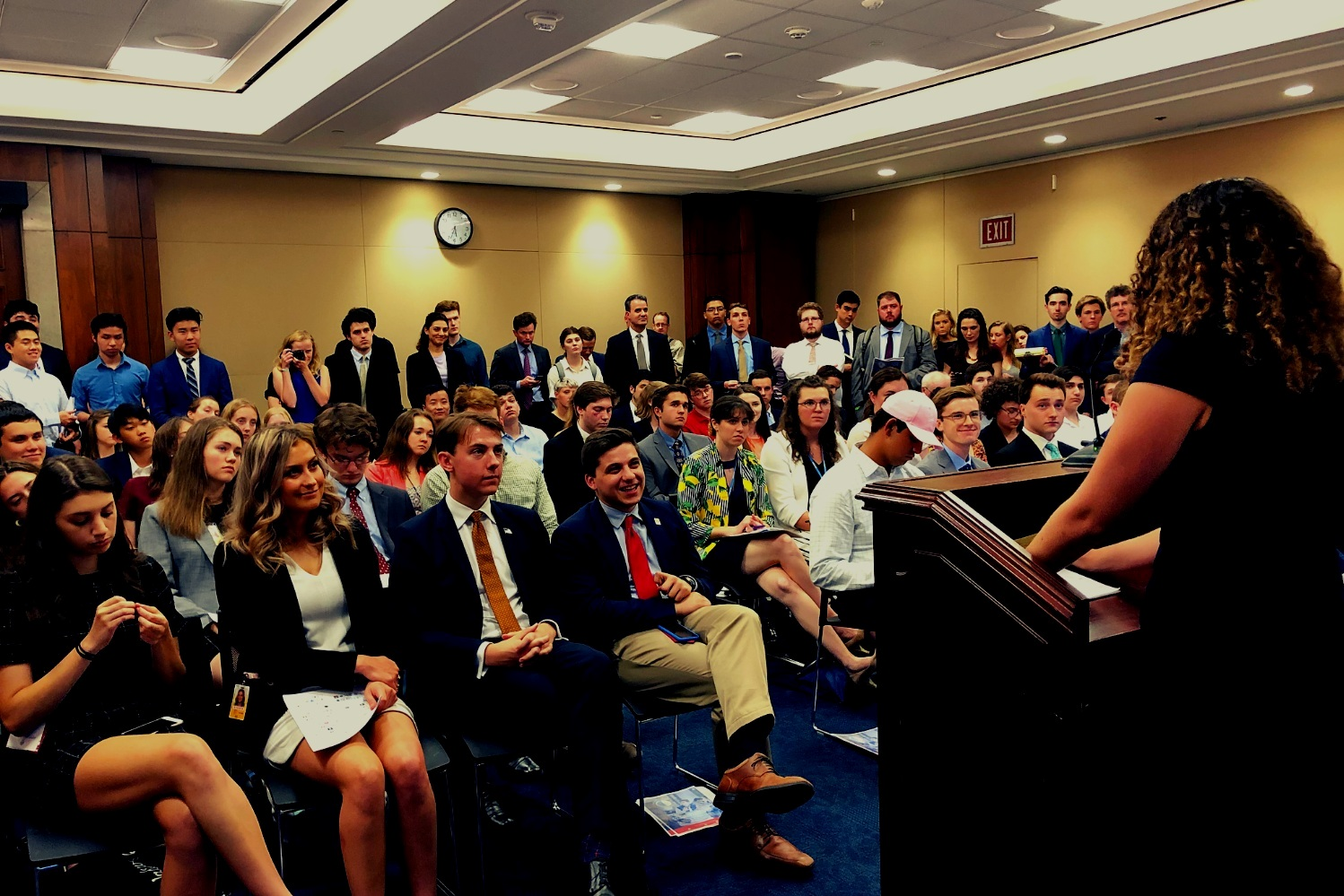 """""""Climate, Luntz Global, and the Millennial Vote"""" - S4CD Congressional Briefing: July 10th, 2019"""