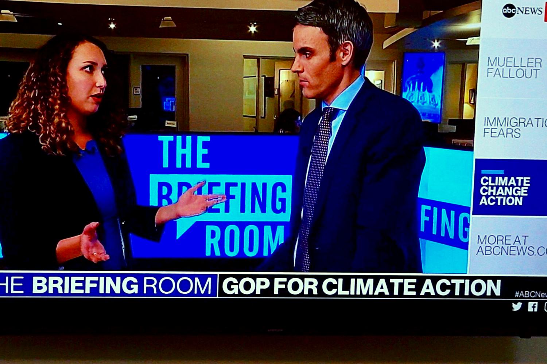 Our VP Kiera O'Brien on ABC News