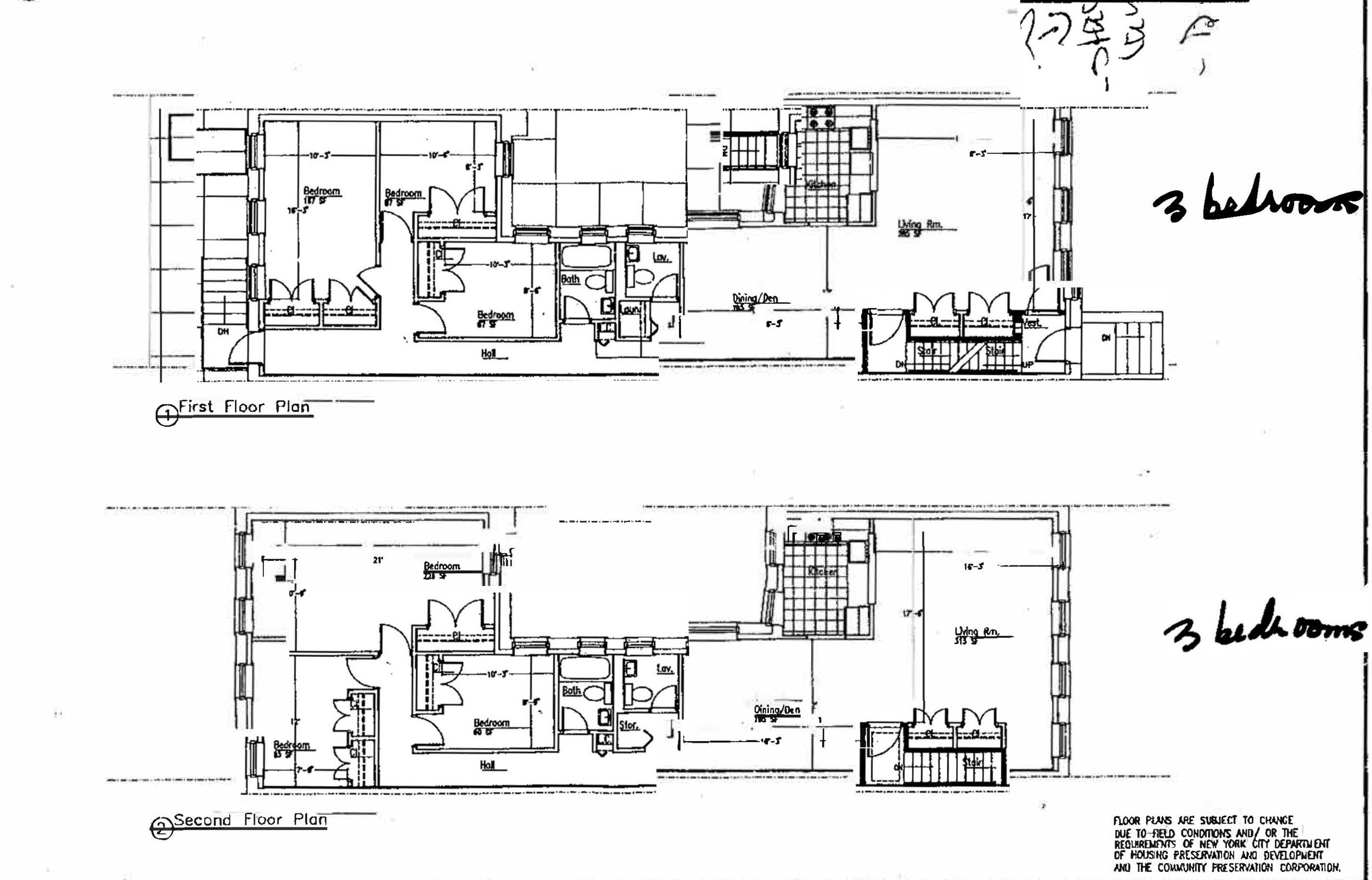 Floor Plans 819 Saratoga Avenue.jpg