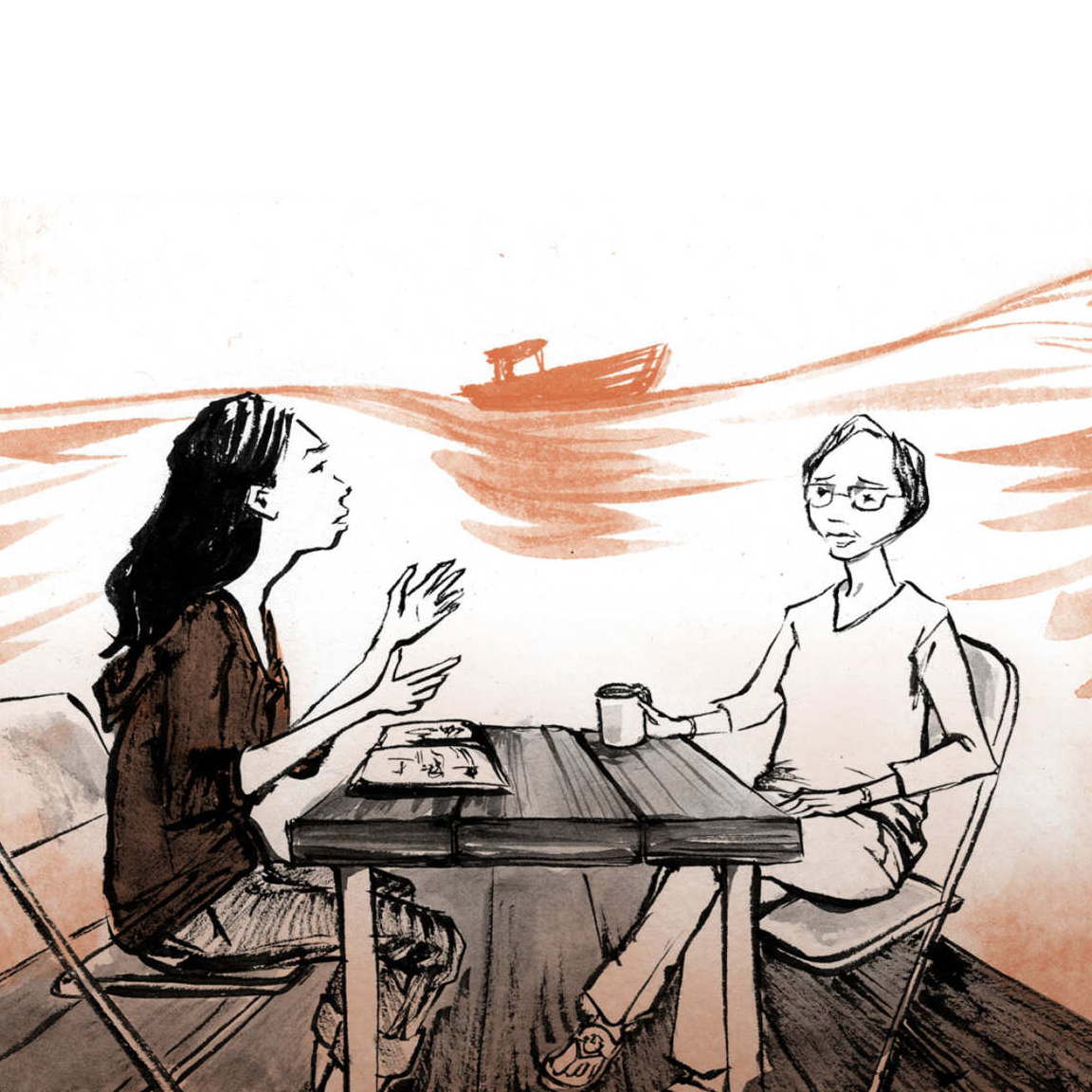 Vulture: Life As a Refugee Is Explored in the Stunning Comics Memoir The Best We Could Do - My only complaint about Thi Bui's debut graphic memoir, which tells the sweeping tale of her family's lives in Vietnam and the United States, relates to its title. The Best We Could Do is a fine moniker, but . . .
