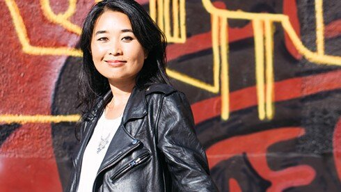 East Bay Express - Best Graphic Novelist Fighting for the Underdog: Thi Bui - After publishing her hit debut, 'The Best We Could Do,' the Vietnamese-American writer, illustrator, and educator is looking to use her platform to help other refugees.