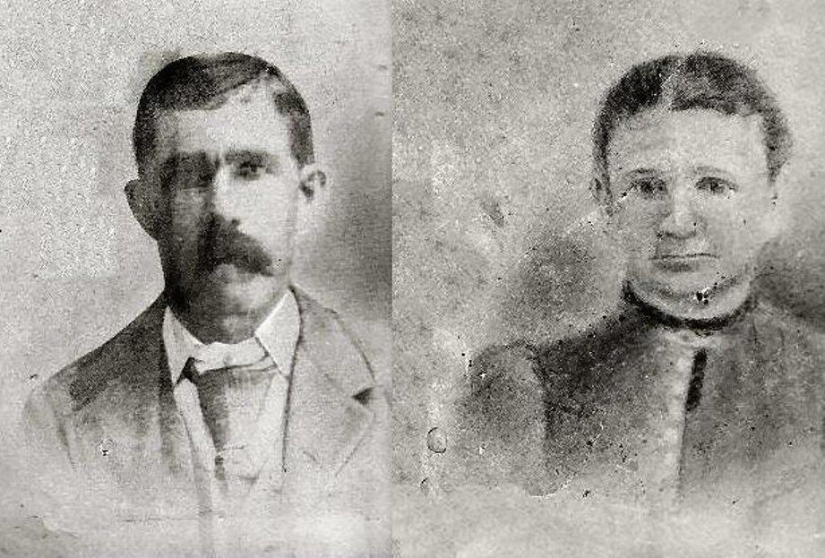 Charles Sr. & Elizabeth in Charcoal