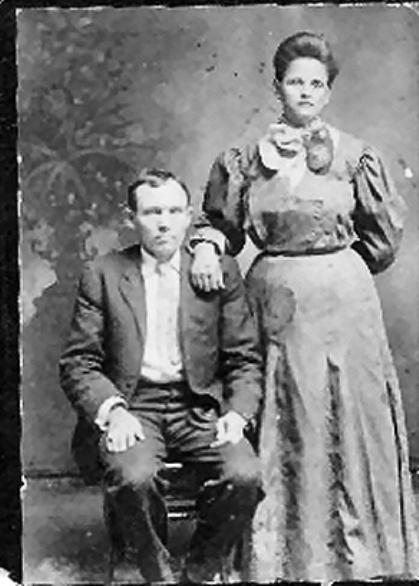 Elizabeth with Husband William Graf