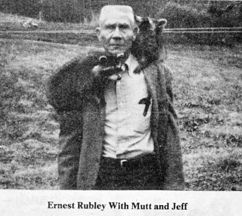 Ernest Rubley