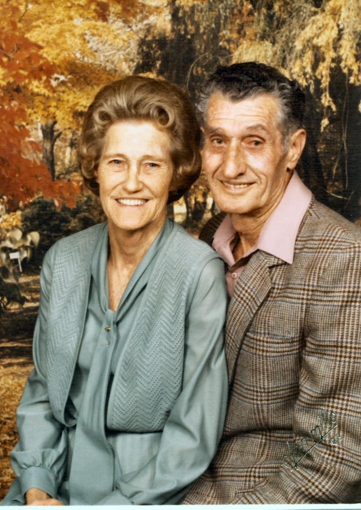 Charles & Vaudie Warren Rubley