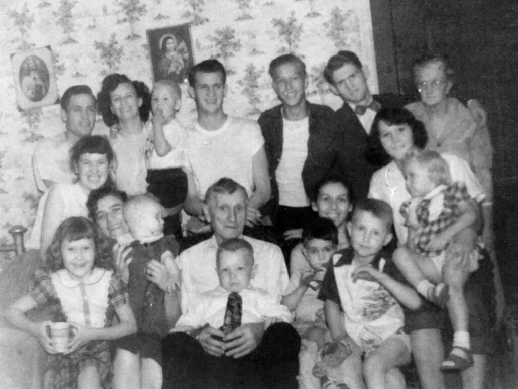 Albert's Family - 1952