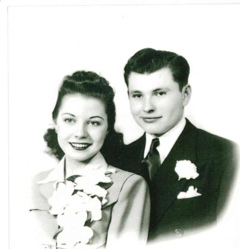 Earl & Ottie Harrison  Son of Lena and Harvie