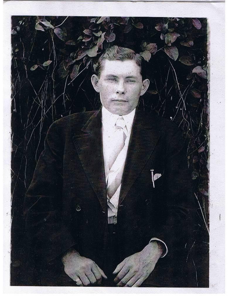 Harvie Lee Harrison  Lena's 2nd Husband
