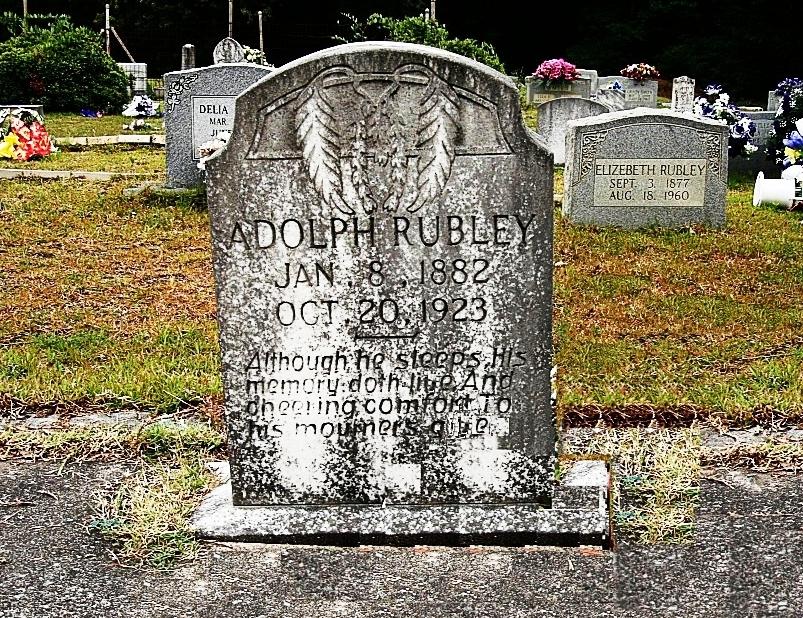 Adolph Rubley