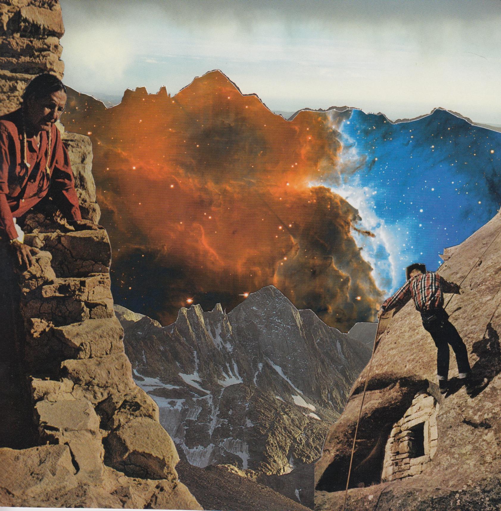 Infinities of cliffside dwellings
