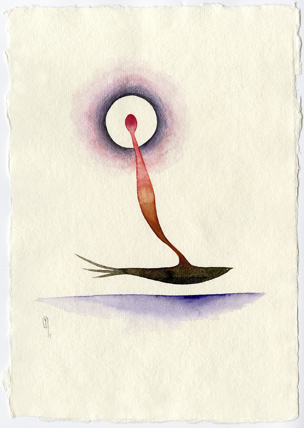 Yuri Shimojo_Watercolor_Torch_.jpg