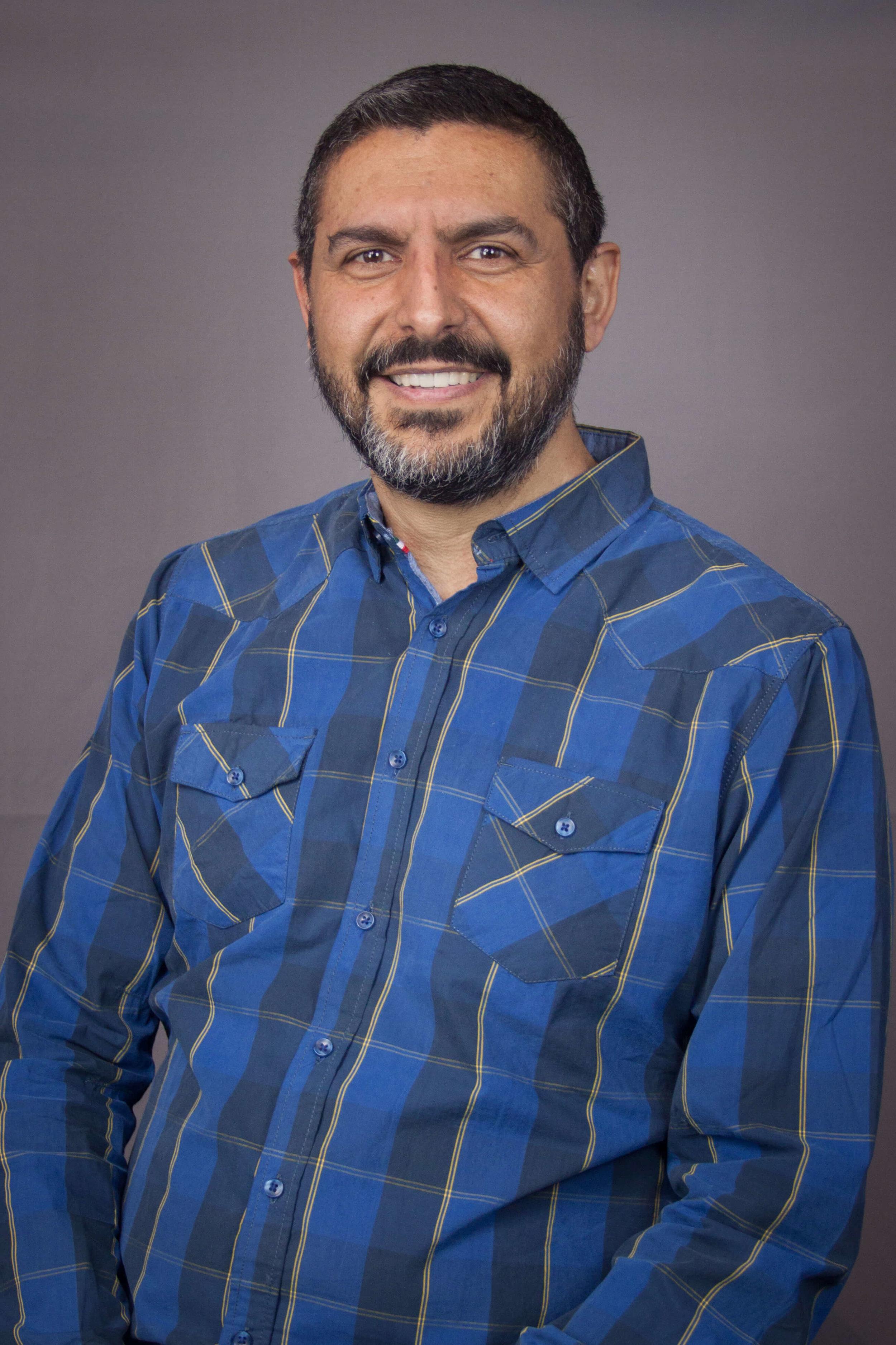 Marco Quarteroli.  pastor@crosspointadventist.com   Senior Pastor