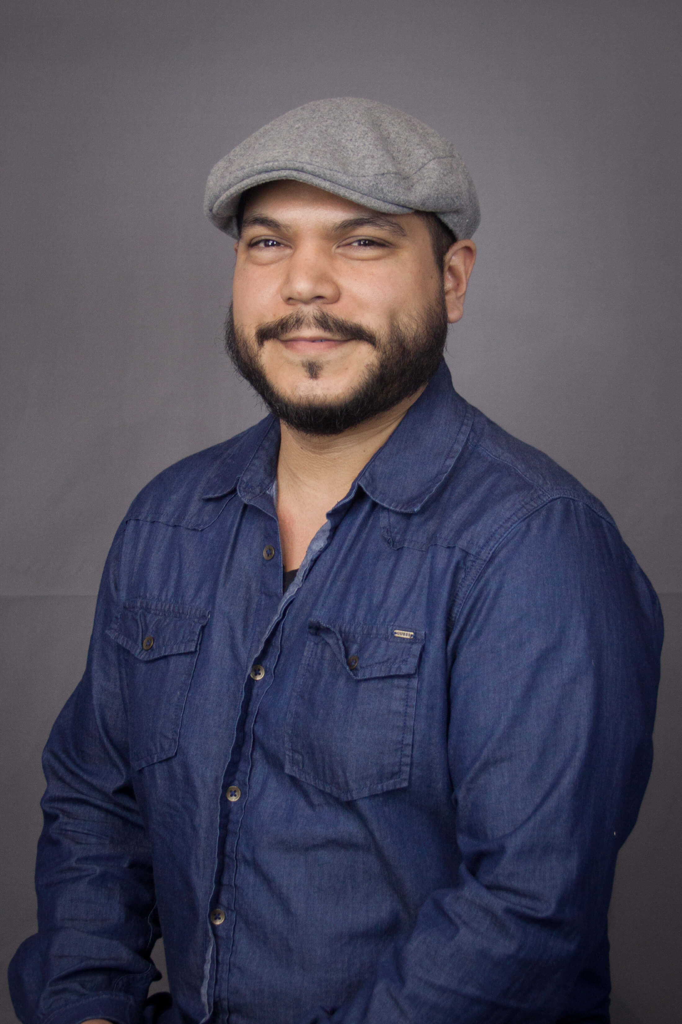Sam Barajas.  worship@crosspointadventist.com   Worship Band Leader