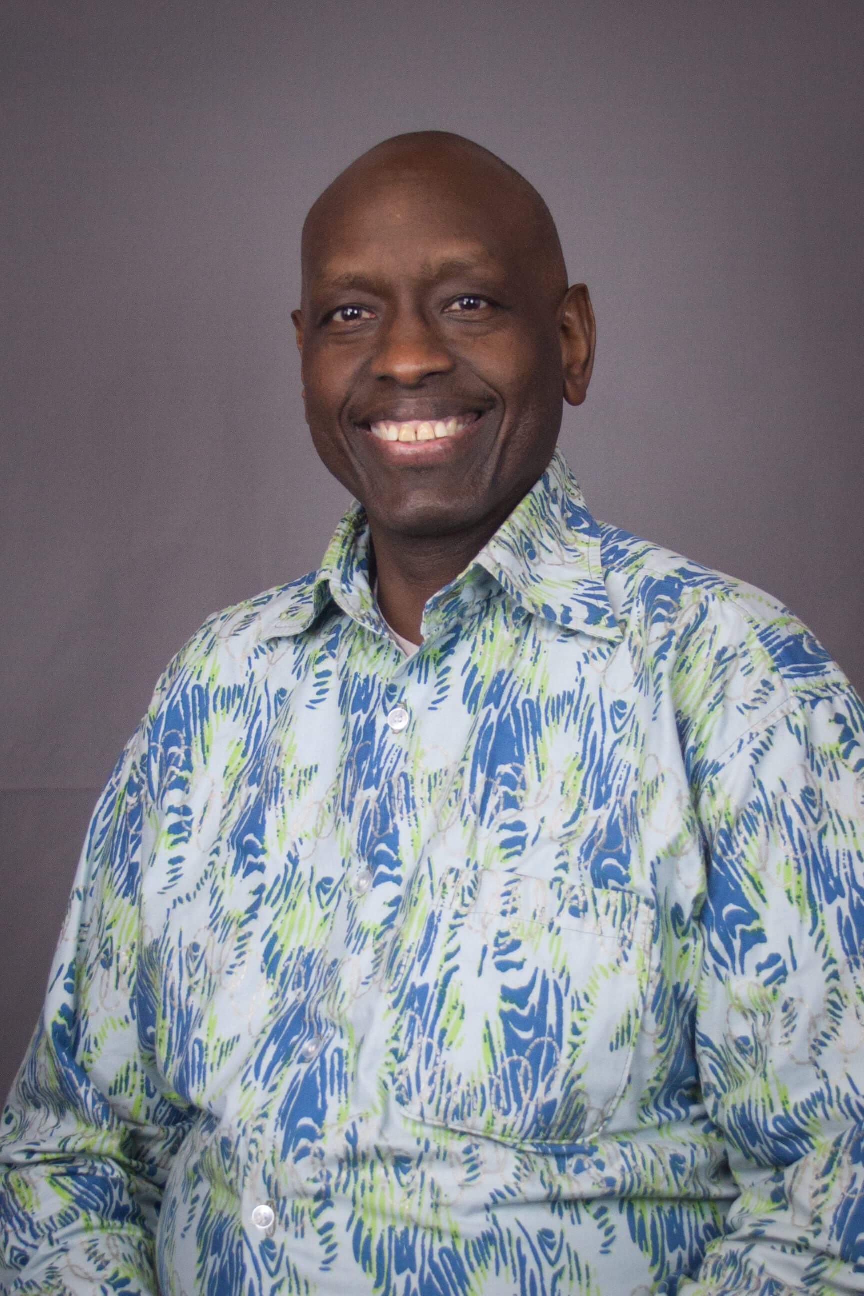 Sam Munyandamutsa  Head Deacon