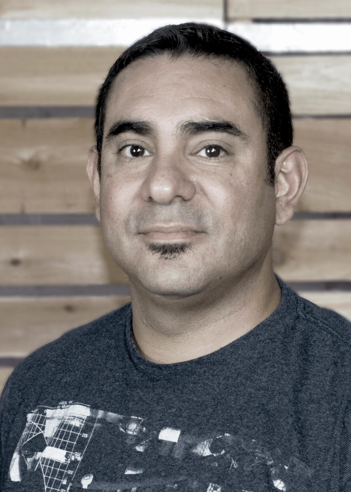 Charlie Galindo  Pastoral Assistant